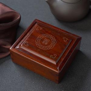 小葉紫檀首飾盒