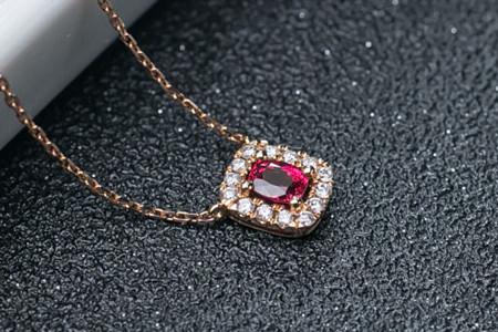 尖晶石如何鉴别?尖晶石和其他红色宝石的差别