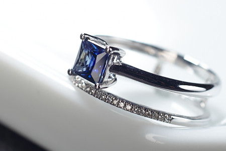 蓝宝石怎么样?高温处理的蓝宝石怎么样?