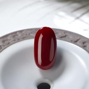 阿卡牛血红珊瑚蛋面形戒面