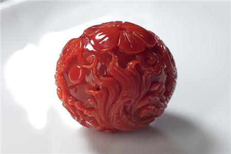 怎样鉴别红珊瑚真假?红珊瑚真假对照图