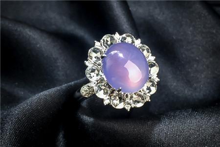 紫罗兰翡翠有5种,你更喜欢那种紫罗兰翡翠