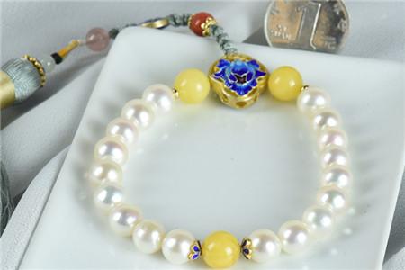 珍珠手链功效有哪些?佩戴珍珠手链有很多好处