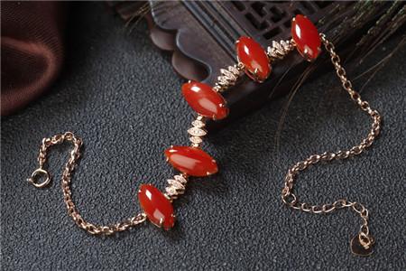 红珊瑚手链一般多少钱,可遇而不可求的红珊瑚手链