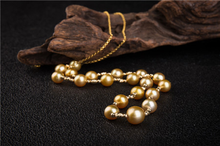珍珠毛衣链怎样挑选?美如彩虹、亮如极光的珍珠毛衣链