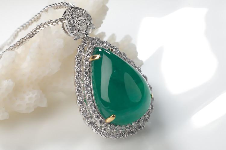 """祖母绿与""""祖母绿翡翠""""的区别,它们是同一种宝石吗"""