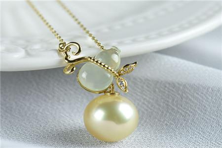 珍珠项链禁忌,这样保养珍珠项链就对了
