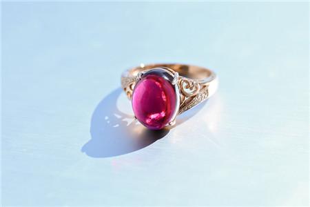碧玺女戒指怎样选购,什么样的碧玺戒指好?