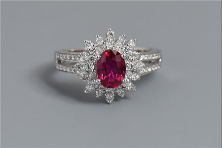买红宝石戒指时要注意些什么?如何选购红宝石戒指
