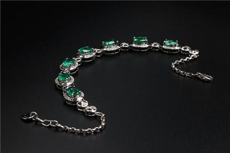 祖母绿珠宝欣赏,怎样挑选祖母绿珠宝