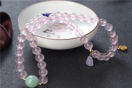 粉水晶的作用与功效,粉水晶真的能招桃花吗