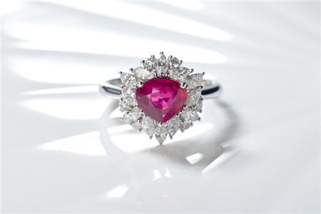 红宝石鉴定方法,如何鉴定红宝石真假