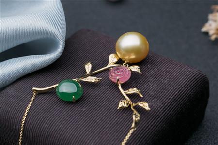 珍珠项链饰品,珍珠项链饰品如何挑选和保养?