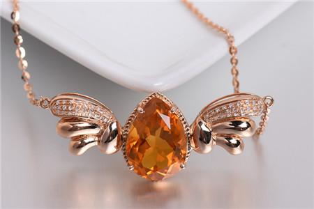 黄水晶代表什么?黄水晶的作用及功效