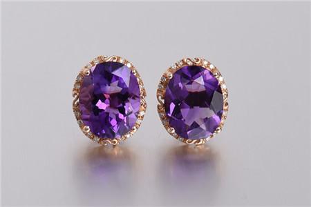 紫水晶小饰品,紫水晶小饰品的作用与功效