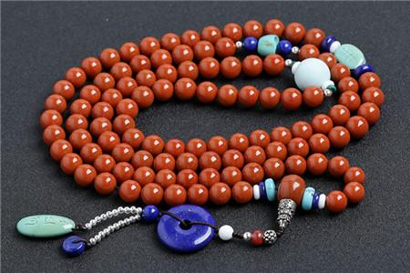 男士南红项链的功效与作用,男士戴南红项链有哪些好处?