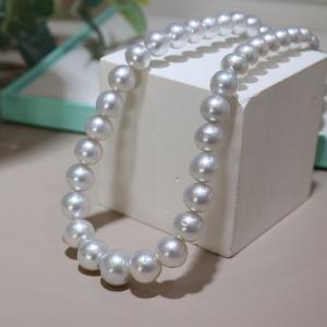 海水白色珍珠塔链