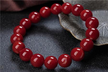 如何鉴别红珊瑚手串真假?