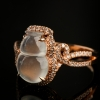 天然翡翠葫蘆戒指-紅掌柜