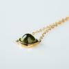 巴西金黄绿色橄榄石手链-红掌柜