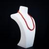 红珊瑚兽骨项链-红掌柜