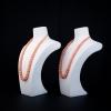 粉红珊瑚龙珠塔链-红掌柜