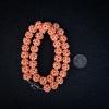 臺灣MISU珊瑚項鏈-紅掌柜