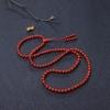日本阿卡正红珊瑚108佛珠-红掌柜
