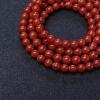 日本天然阿卡正红珊瑚佛珠-红掌柜