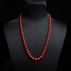 沙丁朱红珊瑚塔链-红掌柜