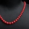 天然红珊瑚塔链-红掌柜