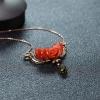 阿卡珊瑚项链-红掌柜