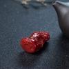 阿卡牛血红珊瑚吊坠-红掌柜