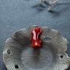 日本天然阿卡珊瑚原枝-红掌柜
