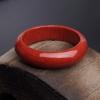 意大利天然正红珊瑚拼接平安镯-红掌柜