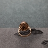 紅珊瑚戒指-紅掌柜