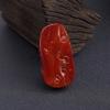 日本天然深红珊瑚佛吊坠-红掌柜