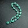 高瓷蓝绿绿松石十八罗汉手持-红掌柜