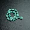 蓝绿绿松石十八罗汉手持-红掌柜