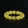 17.8mm鸡油黄金绞蜜单圈手串-红掌柜