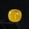 波罗的海天然鸡油黄金绞蜜桶珠吊坠-红掌柜