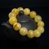 天然柠檬黄蜜蜡手串-红掌柜