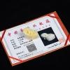波羅的海天然象牙白白蜜擺件-紅掌柜