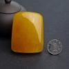 波罗的海鸡油黄蜜蜡吊坠-红掌柜
