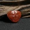 九口南红柿子红背云-红掌柜
