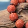 四川南红貔貅珠手串-红掌柜