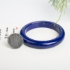 58.5mm天然阿富汗紫蓝色青金石手镯-红掌柜