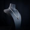 海水黑色珍珠项链-红掌柜