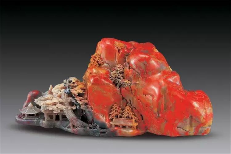 鸡血石如何鉴别?鸡血石的造假手段有哪些?
