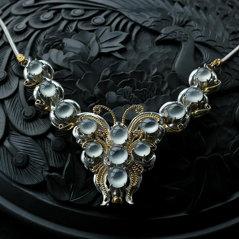 玻璃種翡翠蛋面 - 紅掌柜珠寶